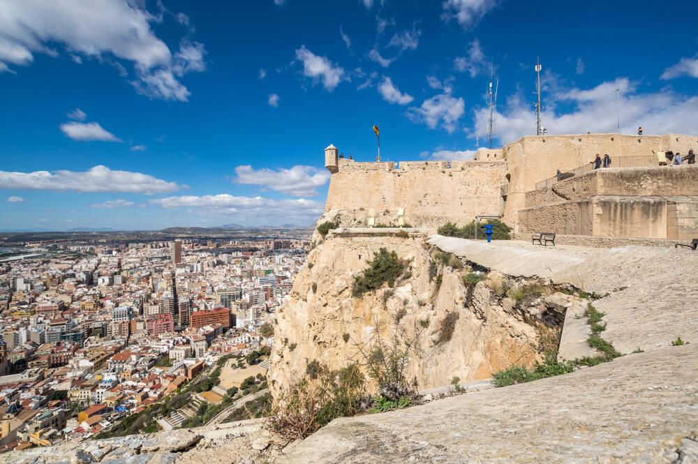 Pohľad na mesto z hradu